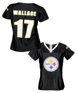 Reebok Pittsburgh Steelers NFL Football Womens MIKE WALLACE # 17