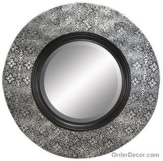 large round wall mirror in Mirrors