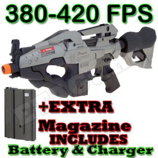 full metal airsoft gun in Electric