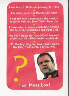 Entertainment Memorabilia  Music Memorabilia  Rock & Pop  Artists M