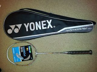 YONEX NR700FX badminton racquet racket NANORAY 700FX + String