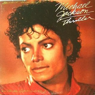MICHAEL JACKSON / THRILLER / CLASSIC 80s ZOMBIE FUNK 12