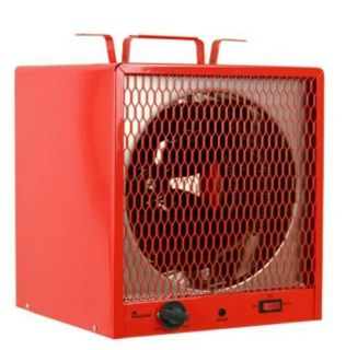 HEATER DR 988 Infrared Garage Workshop Portable Space Heater 5600W