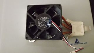 Gateway Profile 4 CPU Fan Heatsink Assembly 8006261 fan part