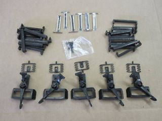 BACHMANN G SCALE TRACK AND TRAIN REPAIR PARTS PACKAGE, COUPLERS