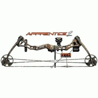 New 2013 Bear Apprentice 2 RTH Bow 15 60 lbs Realtree APG Camo Right