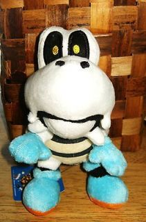 DRY BONES~6~MARIO BROS~PARTY 5~VIDEO GAME PLUSH~DOLL/TOY~GIFT~NWT