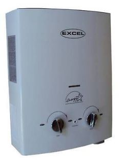 LPG GAS WHITE Ventfree tankless gas water heater NO FLUE REQUIRED