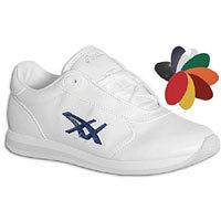 SALE Cheerleading Shoes Womans Cheer III, color inserts Sz 12, QY368