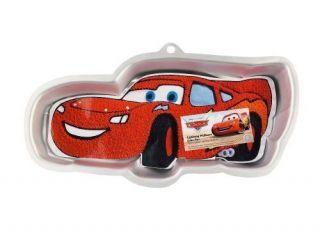 Pixar Cars Lightning McQueen Birthday Cake Pan Jello Gelatin Mold