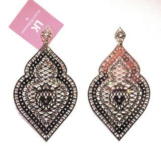 LK Design   By Leetal Kalmanson Fashion Jewelry Indicolite Gold Color
