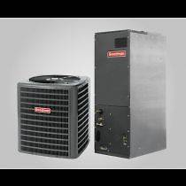 Ton 15 seer Heat Pump Goodman Complete System