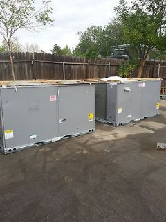 ton ICP/ CARRIER / EcoTemp / V Aire 410a HEAT PUMP Package Unit