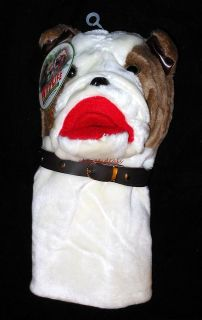 Dog Wild Life Animal Over Sized Golf Club Driver Cover HeadCover NEW