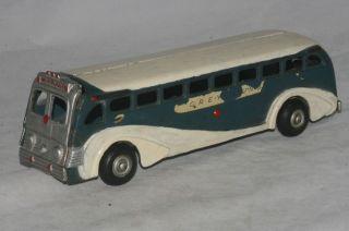 Arcade 1939 Greyhound Bus