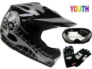 youth dirt bike helmet in Helmets