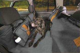 Kurgo Wander Pet Travel Dog Auto Car Back Seat Hammock Style Seat