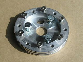 hub for 6 hole steering wheel to fit Grant foreversharp 3 hole adapter