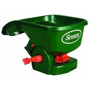 Scotts 71030 Easy Hand Held Seed/Feed/Fert​ilzer Spreader Lawn/Grass