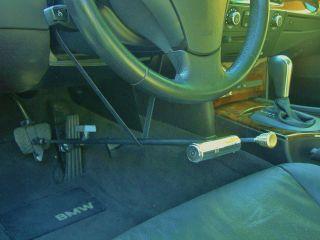 Handicap portable car hand control,High Quality