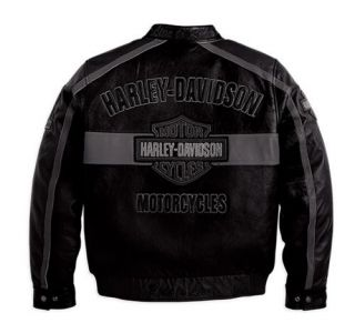 harley davidson leather jacket in Clothing, Shoes & Accessories