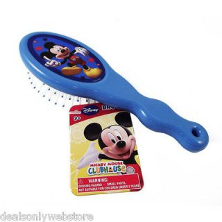 Officially Licensed Disney Mickey Mouse Clubhouse Hair Brush
