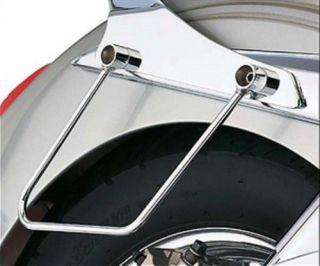 New Cobra Yamaha XVS950 V Star 950 09 12 Chromed Bolt On Saddlebag