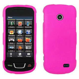 Pink Protector Hard Snap On Cover Case for Samsung T528G Straight Talk