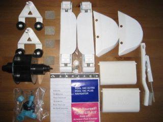 Hayward Navigator Ultra Pool Vac Pool Cleaner Parts Kit