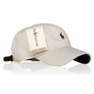 Casual Outdoor Golf Sports Classic Baseball Ball Cap Hat Beige(Navy