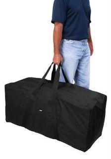 Hay Bale Bag Protector Carrier Travel Waterproof Black