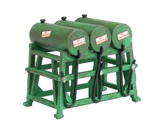 Fuel Storage Tanks on 1 Rack FACTORY BUILT IMX 11 6328