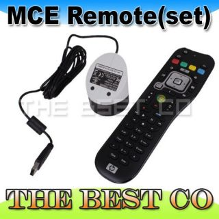 HP Media Center MCE Black color Remote Control and Philips Receiver