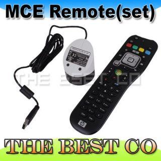 HP Media Center MCE Black color Remote Control and Philips Receiver