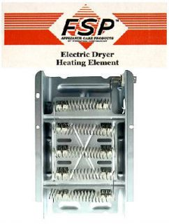 Square Dryer Heating Element 8565582 for Kenmore Amana KitchenAid