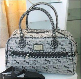 BG11 Fashion HelloKitty Big Travel Luggage Shoulder Tote Hand Bag