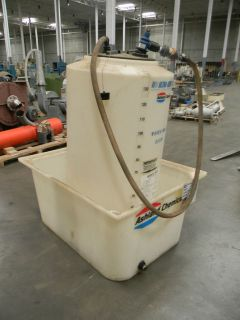 140 Gal Storage Tank for Chemicals, Fuel, Oil, etc.