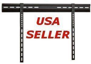 Low Profile Slim VESA TV LCD LED Plasma Wall Mount Bracket 37 42 47 50