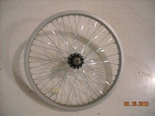 20 ALEX REAR BICYCLE/BIKE ALUMINUM WHEEL/RIM BICYCLE PARTS B247