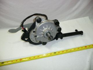 Select gt Scooter Power wheel chair 6 right motor complete assembly