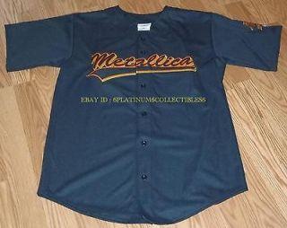 Fillmore San Francisco CA Blk Baseball Jersey 30th Anniversary Giants