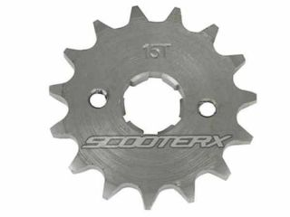 Sprocket 420 chain motorcycle quad four wheeler ATV 107cc 110cc 125cc