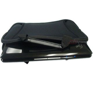 10 Laptop Netbook Tablet Universal Bag Case Cover 10.1 Ipad / Asus