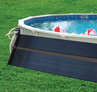 x10 Solar Pool Heater w/ Roof/Rack Mounting Kit