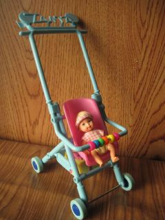 barbie baby stroller in Barbie Contemporary (1973 Now)