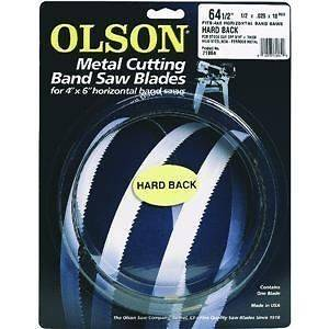 Olson 71864 Metal Band Saw Blade 64 1/2 x 1/2 18 TPI