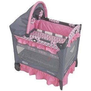 Graco Travel Lite Portable Playard and Crib NEW in Box