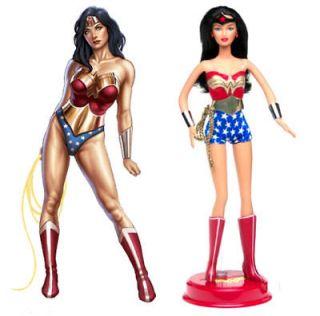 wonder woman barbie doll in Pop Culture Barbie