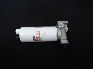 FLEETGUARD FUEL FILTER & REMOTE MOUNT FILTER HEAD 3958180
