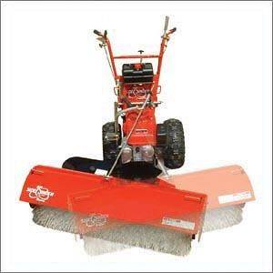 TURF TEQ POWER BROOM1305BR POWER SWEEPER HEAVY DUTY COMMERCIAL UNIT